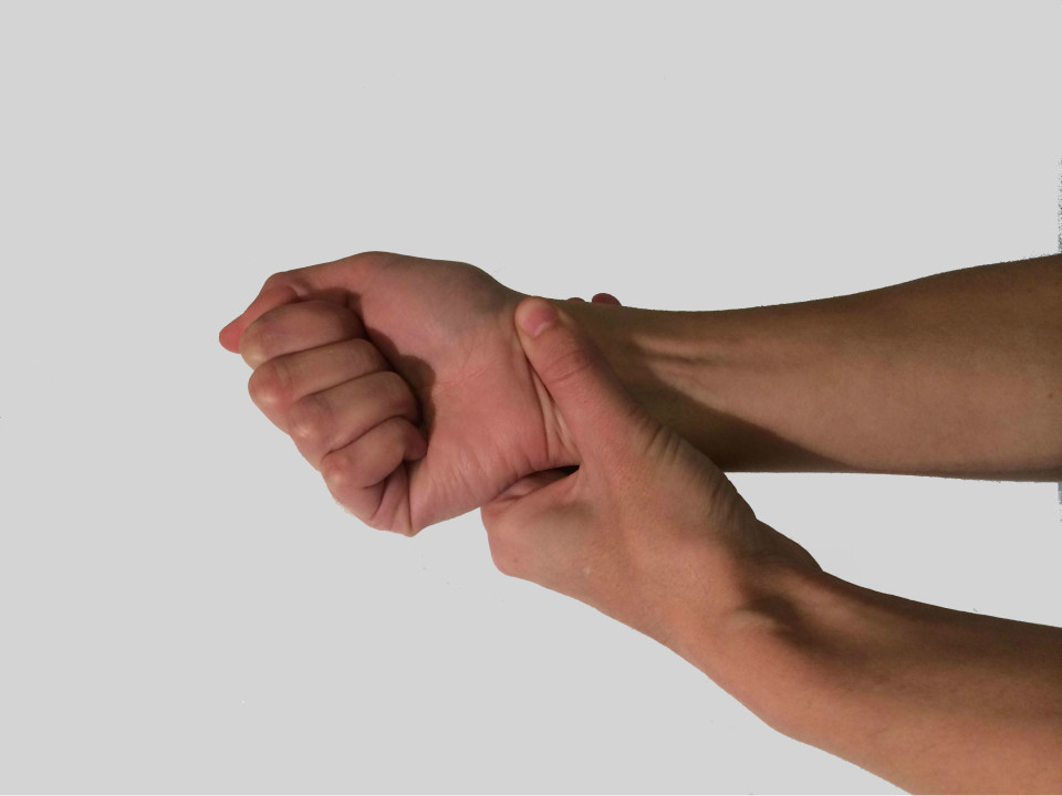 acupressure for carpal tunnel syndrome