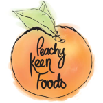 Peachy Keen Foods hamper